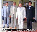 Фото руководителей города Сватово